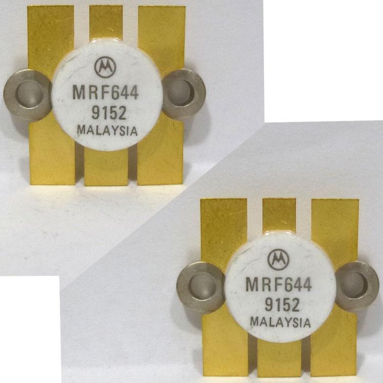 MRF644 RF Transistor NOS