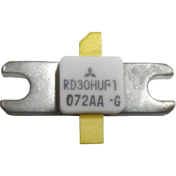SMD 1PCS RF//VHF//UHF Transistor MITSUBISHI CERAMIC RD30HUF1 RD30HUF1-101