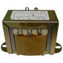 671123  Low voltage transformer, 117VAC/60cps 12.6vct, 1.5 amp, (67-1123) CES