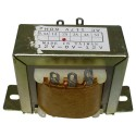 671242  Low voltage transformer, 117VAC/60cps 24vct, 1 amp, (67-1242) CES