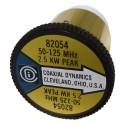 CD82054 Wattmeter element, 50-125 mhz 2500watt,, Coaxial Dynamics