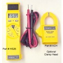 HS26/ACH Heavy Duty Stick Style Digital Multimeter Combination. (Meter, ACH Clamp & Test Leads), Fieldpiece