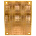 PCB8923 Solderable Perforated Board.  Use with BOX8923