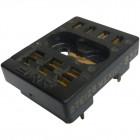 27E128 - 10 Contact Relay Socket