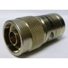 401-1  Dummy Load, Type-N Male, 2 Watt, DC-6 GHz, MECA  (Clean Used)