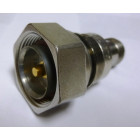 5706 Adapter, 7/16 DIN Male to Type-N Female, INMET (Clean Used)