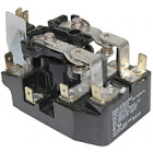 PRDA-11AYB-24 Relay 25 amp DPDT w/Microswitch, Potter & Brumfield