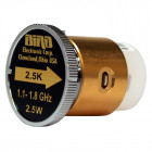 2.5K Bird Wattmeter Element 1100-1800 MHz 2.5 Watt