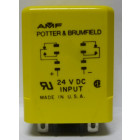 CUC-41-30001  Time Delay Relay, 10a, 1/3 HP, 120vac, 1 second, P & B