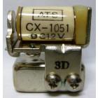 CX1051  Coax Relay, SPDT,  ATS