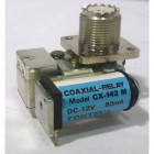 CX142M Coax Relay, SPDT, 12v, UHF Female, Tohtsu