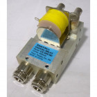 CX800NC Coaxial Relay, DPDT, Type-N (1) to Direct Connect (2),12v, Tohtsu