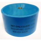 EPSL5362ZS Doorknob Capacitor, 3600pf 30kv, High Energy,  HEC