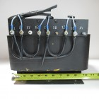 ECA26028 High Voltage Transformer, 208/230vac 3 Phase, Primary, 6000vac 3amp Secondary, Removed from Henry 3000D