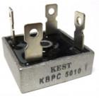 KBPC5010-KEST Bridge Rectifier, 50 amp 1kv, KEST