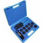 RFA4005-520  Coax Crimp tool and Die Set w/stripping Tool, RF Industries