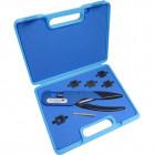 RFA4009-200 - Professional grade coax crimper kit, RF Industries