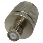 RFU625 Between Series Adapter, MIni-UHF Female to Type-N Male, RF Industries