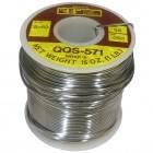 "sn60 Kester Solder ""44"" .050 diameter sn60 alloy 66/44 QQ-S-571 wrap3 1lb (NOS)"