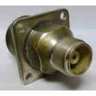 UG259A/U LC Between Series Adapter, LC Female to HN Female Chassis, 4 hole flange (clean used)