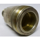 UG270A/U  LC Between Series Adapter, LC Female to Type-N Female,  (Clean Used)