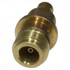 UG606/U Type-N Between Series Adapter, Type-N Female to BNC Female Bulkhead