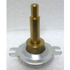 "VD1  Jackson Vernier Drive, 6:1 Reduction, 1/4"" shaft Receptacle, 3/16"" knob end"