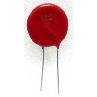 130L20B  Metal Oxide Varistor, 130vac, 175vdc, 6500a Peak, 1900pf