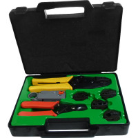 1505 - Complete Crimping tool Kit, CZ LABS