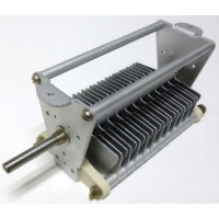 154-14-15  Air Variable Capacitor, 16-101 pf, 23 plates, Cardwell