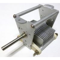154-5-1  Air Variable Capacitor, 20-370 pf, 25 plates, 2kv, Cardwell