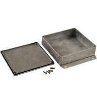 1590WQF Diecast Box Enclosure w/Flange, Watertight, Hammond
