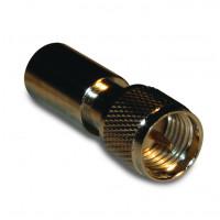 182328 Mini-UHF Male Dummy Load/Termination, 1watt(5%), Amphenol