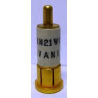 1N21WE Diode, General Purpose UHF/MW Mixer, JAN (NOS) 5961-00-615-5550
