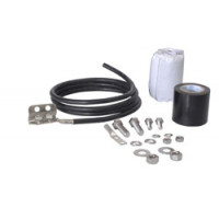 """223158-4 Grounding kit w/2 hole lug For 1/4"""" and 3/8"""" cables, Andrew / Commscope"""
