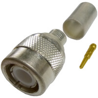 225013-6  C Male Crimp Connector, Cable Group E, AMP