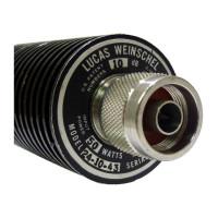 24-10-43 Attenuator, 10dB, 20 Watt, Lucas Weinschel (Clean Used)