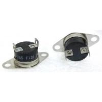 2450  Thermal Sensor (Bimetal Thermostat) Normally Open, 87-265 F131, Elmwood