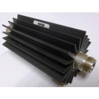 25-A-FFN-10  Attenuator, 25 watt, 10dB, Type-N female/female, Bird
