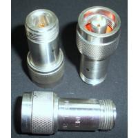 2N-3  Fixed Attenuator, 2 Watt, 3dB, Type-N Male/Female, Inmet (Clean Used)