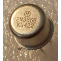 2N3866-MOT Transistor, motorola
