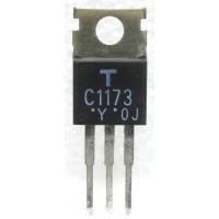 2SC1173 Transistor, Silicon NPN, Toshiba