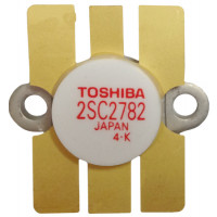2SC2782  Transistors, Silicon NPN Epitaxial Planar Transistor, VHF Band Power Amplifier, Toshiba