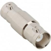 31-219 In-Series Adapter, BNC Female to Female, Straight, Barrel, Amphenol