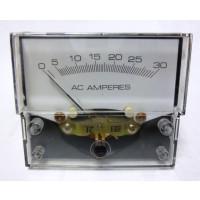 32889 Panel meter, 0-30 amperes, Shielded design, Yokogawa Corp of America