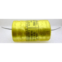 330-63A Electrolytic Capacitor, 330uf 63v Axial Lead, SIC SAFCO