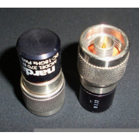 370BNM-2 Dummy load, DC-18 GHz, 5watt,  Narda (clean used)