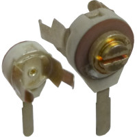 3810-12 Capacitor, ceramic trimmer, 2-12 pf (No Color Dot)