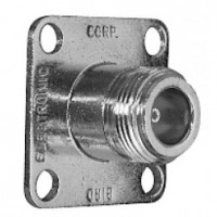 4240-062-2  Type-N Female QC Connector, Bird (Clean Used Condtion)