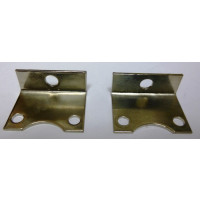 4522-009  Right Angle Brackets for Line Sections, Set of 2, Bird